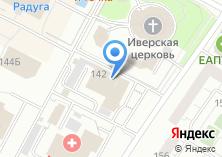 Компания «ЕВРОПЕЙСКИЙ ПЕНСИОННЫЙ ФОНД» на карте