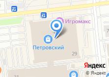 Компания «ТрансТелеком-НН» на карте