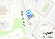 Компания «Ижкомцентр» на карте
