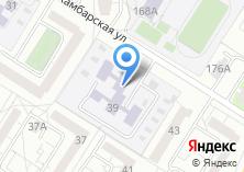 Компания «Детский сад №278» на карте