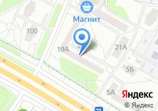 Компания «Перевоз» на карте