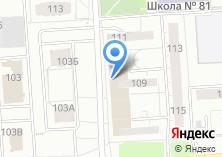 Компания «Интимэксперт» на карте