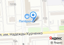 Компания «Дантист-Мастер» на карте
