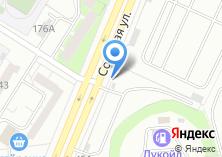Компания «Аэропорт-2» на карте