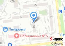 Компания «Клен-Н» на карте