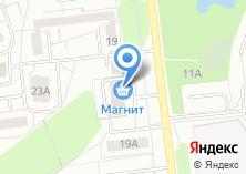 Компания «Самая» на карте