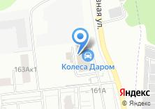 Компания «Братский» на карте
