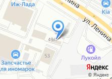 Компания «ИНТЕГРА» на карте