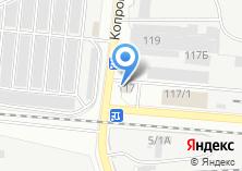 Компания «АкваЛюкс» на карте