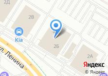 Компания «АСПЭК-авто» на карте