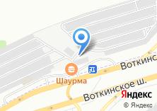 Компания «Агос-авто» на карте