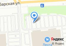 Компания «В Ленте по-домашнему» на карте