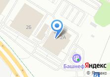 Компания «Nissan» на карте