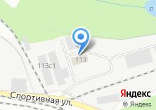Компания «УралСпецТех» на карте