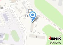 Компания «Октябрьское» на карте