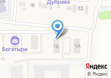 Компания «Богатыри» на карте