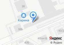 Компания «Чу торгово-производственная фирма» на карте