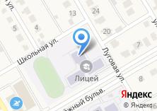 Компания «Павловский лицей Оренбургского района» на карте