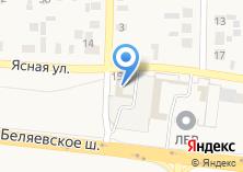 Компания «ЛиМарк» на карте