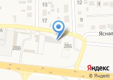 Компания «Ивановские сладости» на карте