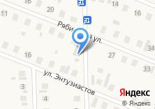 Компания «Полушка» на карте