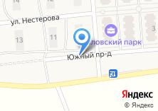 Компания «Ваняторг» на карте
