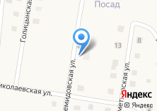 Компания «Строящийся жилой дом по ул. Голицынская (Строгановский Посад)» на карте