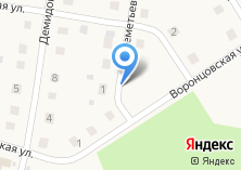 Компания «Строящийся жилой дом по ул. Демидовская (Строгановский Посад)» на карте