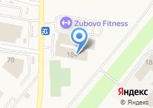 Компания «Zubovo» на карте