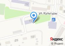 Компания «Администрация Лобановского сельского поселения» на карте