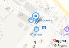 Компания «Центральный» на карте