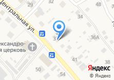 Компания «Бойкое место» на карте