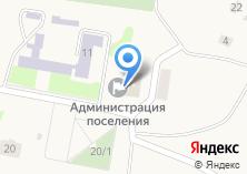 Компания «Администрация сельского поселения Красная Башкирия» на карте