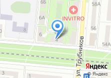 Компания «Студент-Центр - услуги помощи студентам» на карте