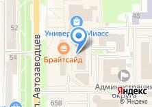 Компания «Antika» на карте