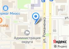 Компания «3 территориальный отдел» на карте