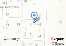 Компания «Верхнемакарово» на карте