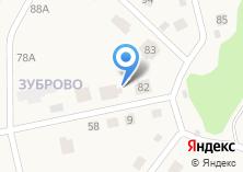 Компания «Строящийся жилой дом по ул. Зуброво пос (Курганово)» на карте