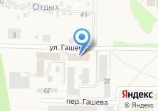 Компания «АТгрупп» на карте