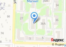 Компания «21 Век» на карте