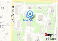 Компания «Арт-Сервис оконные системы» на карте