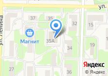 Компания «Салон дверей и окон» на карте