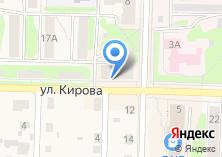 Компания «Метеора» на карте