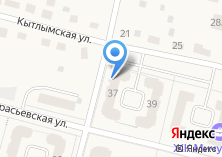 Компания «РемЭлектроСервис» на карте