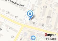 Компания «Мир Экстрима» на карте