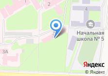 Компания «Детская поликлиника Верхнепышминская центральная городская больница» на карте
