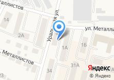 Компания «ИТ сетера» на карте