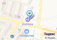 Компания «Esthima» на карте