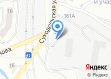 Компания «Межрегиональная Уральская Компания Марш» на карте