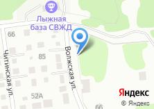 Компания «Апартаменты для семейного и корпоративного отдыха» на карте